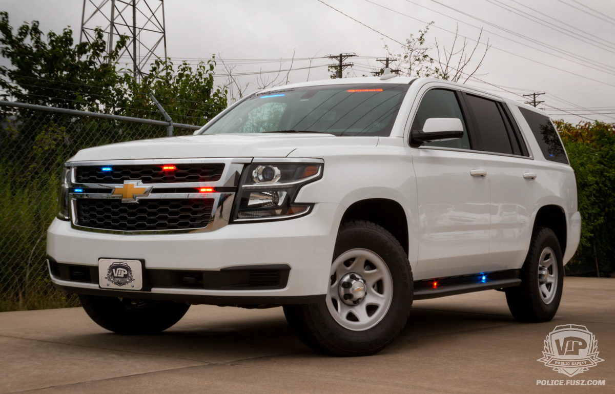 2016 chevy tahoe emergency support package