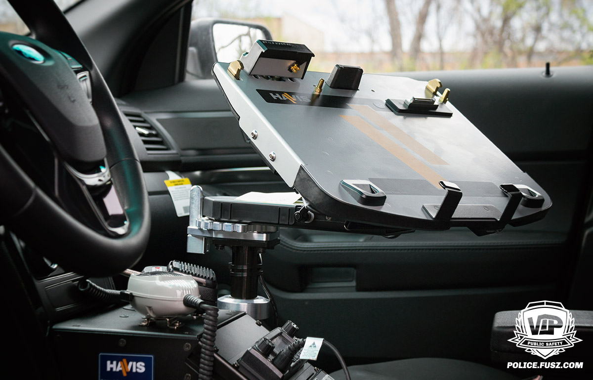 2017 ford explorer package with Havis computer mount