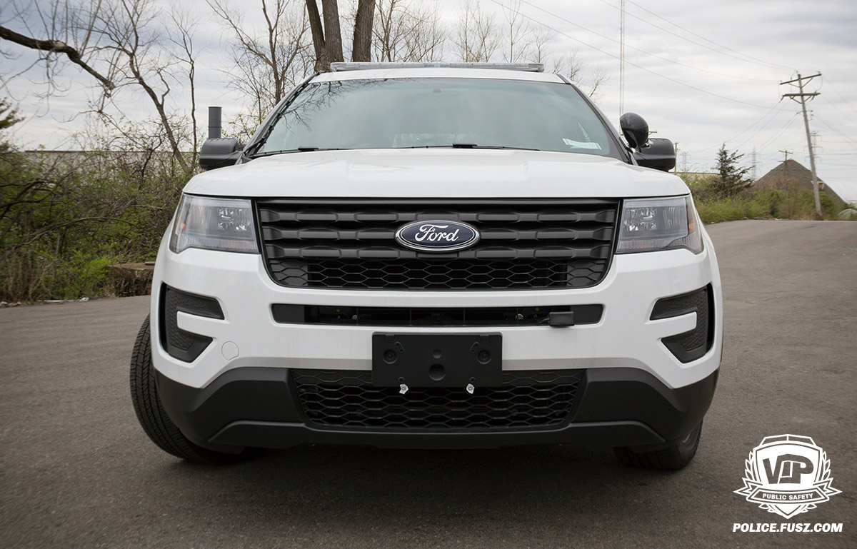2017 ford explorer package front end