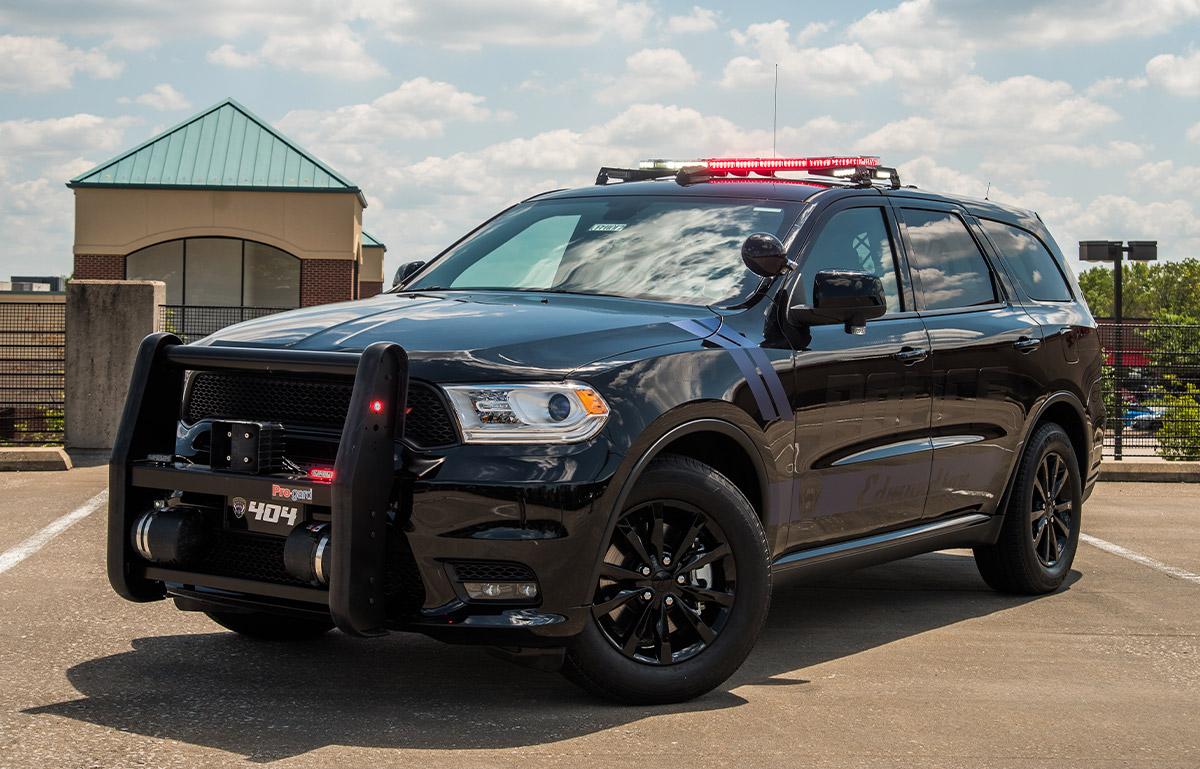 2019 Dodge Durango Police