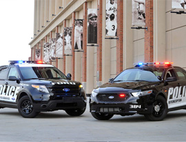 ford police vehicles