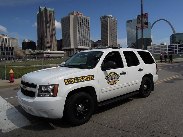 police suv st. louis