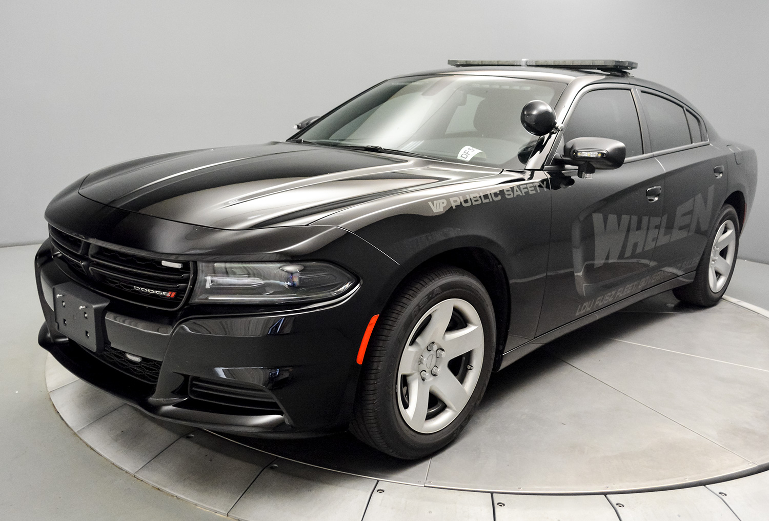 2017 Dodge Charger >> Completed VIP Police Vehicle Builds