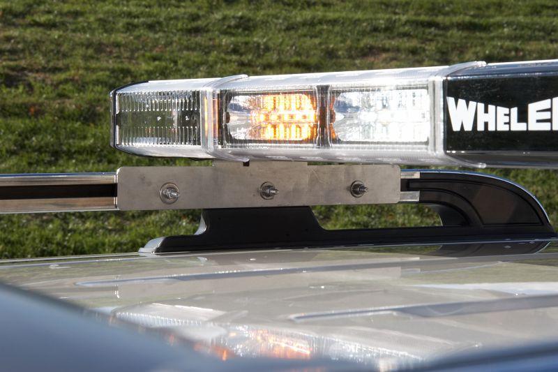 Dodge charger vip police upfitting whelen lightbar strap bolt kit dodge charger 2011 2016 mozeypictures Choice Image